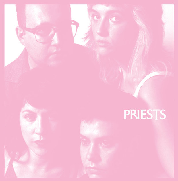 Priests-Nothing Feels Natural