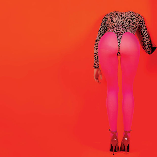 St Vincent Masseduction Art