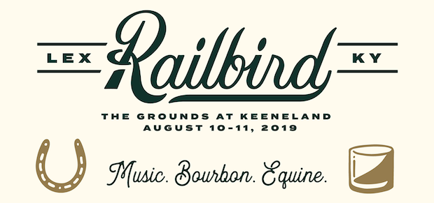 No Country's Guide to Lexington, KY's Inaugural Railbird Festival | Aug. 10-11 @ The Grounds at Keeneland  |  No Country For New Nashville