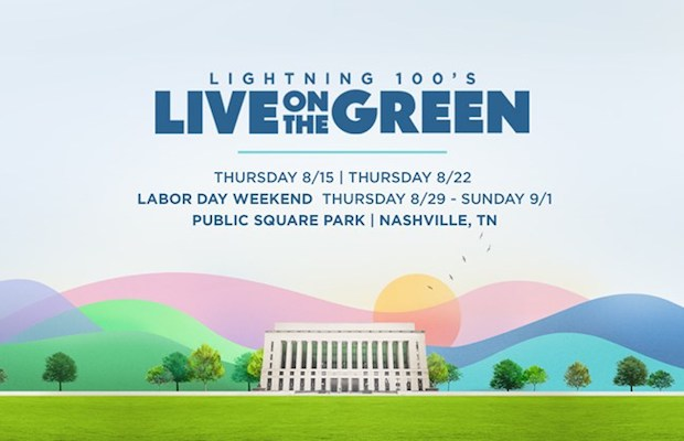 Live on the Green Kicks Off 2019 Season TONIGHT w/ Gary Clark Jr., The Strumbellas, Yola, and Lucie Silvas  |  No Country For New Nashville