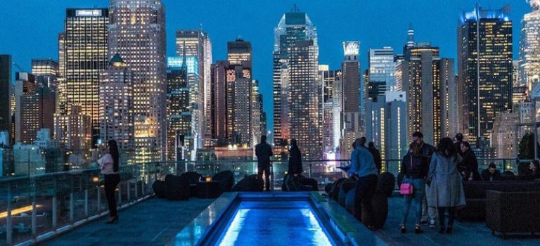 紐約十佳屋頂酒吧名單:感受夏日微醺的滋味
