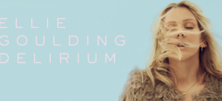 Ellie Goulding 裹皮草性感拍封面