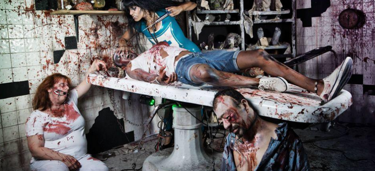 萬聖節攻略:紐約最可怕的鬼屋,夠膽你就來!