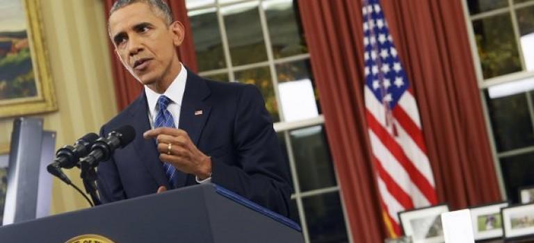 視頻:奧巴馬最新白宮講話,將徹底打擊ISIS