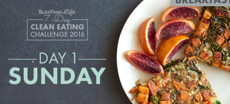 7天清腸菜單:營養健康、絕對美味!