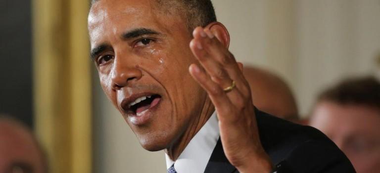 奧巴馬含淚宣佈購槍將進行背景調查,這意味著什麼?
