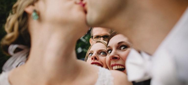 大開眼界:婚紗照還能這樣拍?!