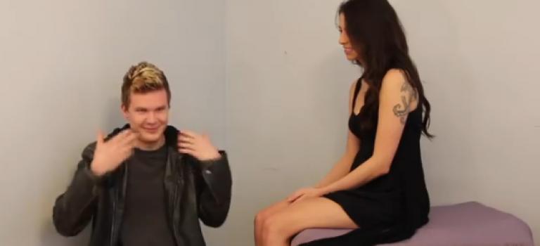 這是男同志第一次見到女性陰道的樣子…