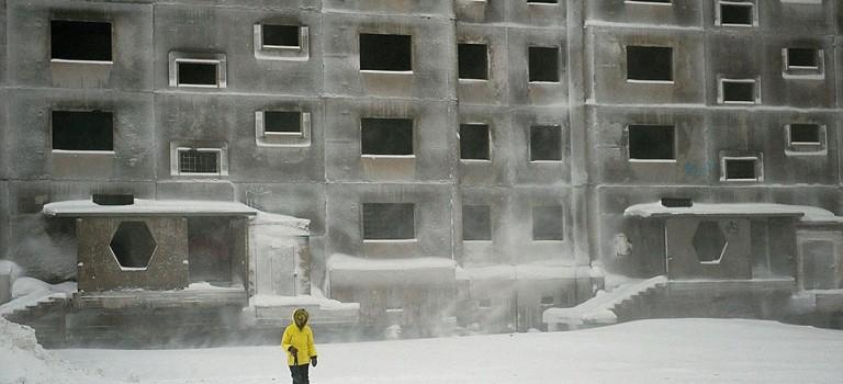 世界上最北的城市:冬季氣溫零下55℃,全年1/3遭暴風雪