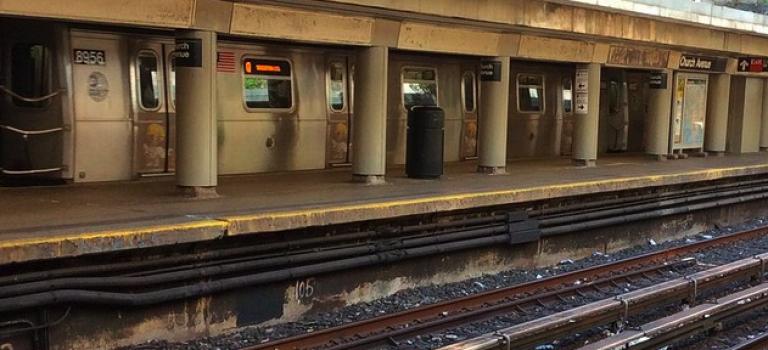 紐約地鐵攻擊事件!嫌犯:你不屬於這裡!