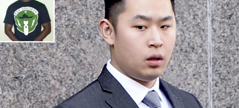 紐約華裔警察誤殺黑人獲5罪,華人紛紛道不平