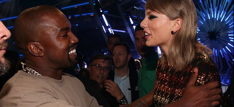 """Kanye West再惹事,""""我可能會和Taylor發生性關係"""""""