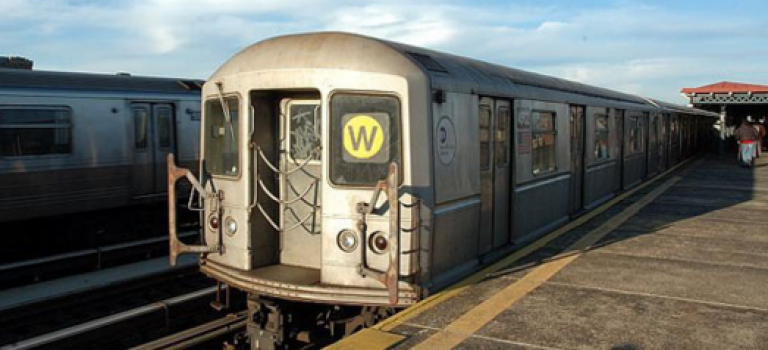 紐約地鐵W Train時隔6年重新運行,MTA線路大改變