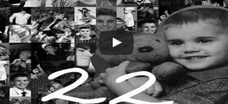 「視頻」感謝一路有你——Justin Bieber生日快樂