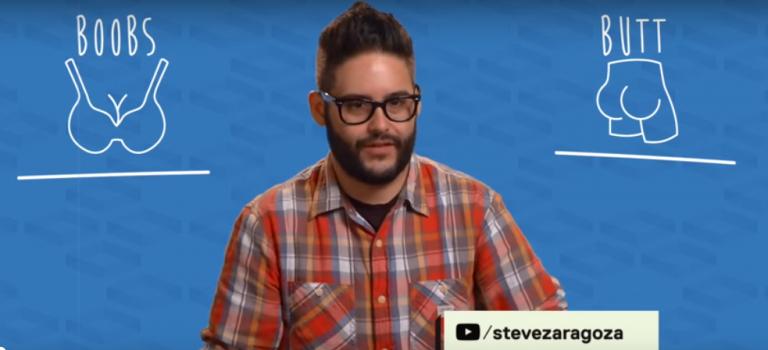 【視頻】網友吵翻天:大胸和翹臀,我該怎麼選?!