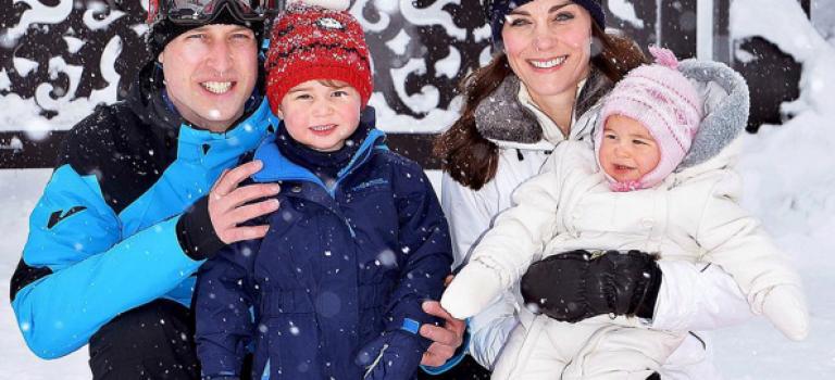 小小王子長大了~迷上爸爸最愛的滑雪趣!
