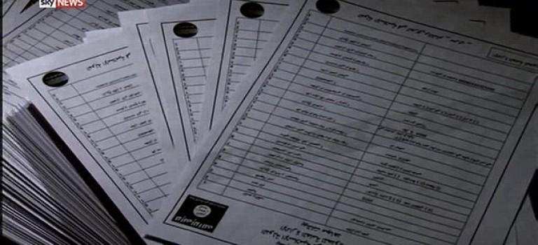 ISIS組織成員詳細整名單遭洩露