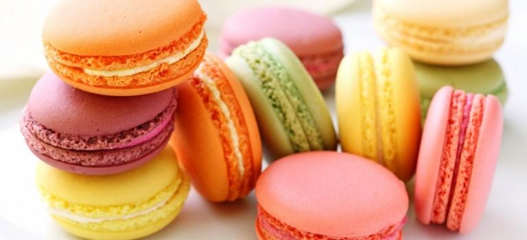 """週末""""馬卡龍日"""",紐約40家甜品店馬卡龍免費吃!"""
