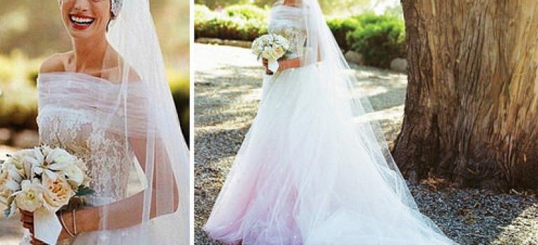 那些年!女星的美麗婚紗~完成了所有女孩的夢想!
