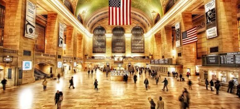 4月中央火車站大變身!免費美食屋和音樂廳等你來!