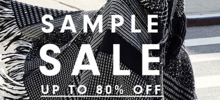 本週紐約必去Sample Sales !大牌打到你手軟!