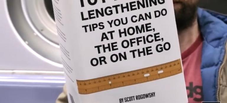 【視頻】尷尬!男子紐約地鐵看色情書刊!乘客這樣說。。。。