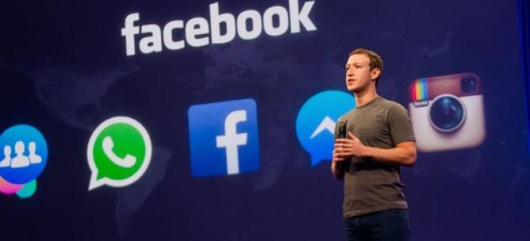 Facebook大野心:聊天工具未來將成智能小秘!