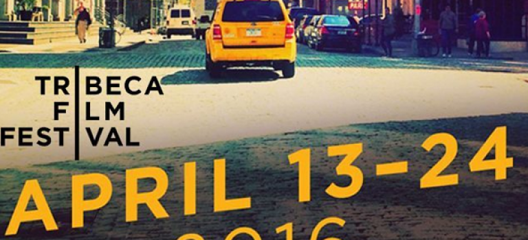 【Tribeca 電影節】紐約轉角就可以遇到文青!