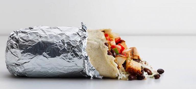 想要獲得一年免費Chipotle?做法超簡單~剩下一年午餐費!