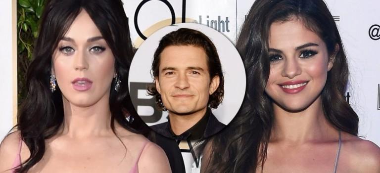 三角戀情持續發酵:Selena與Orlando同坐一車離開,Katy推特表傷心!