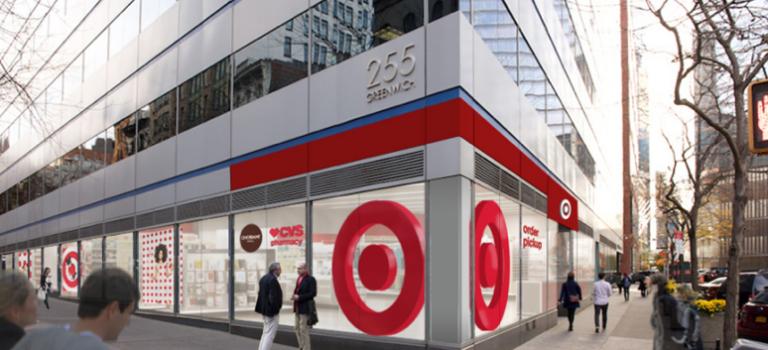 來了來了!曼哈頓下城第一間Target要開了!