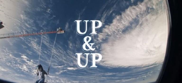 Coldplay最新MV《Up & Up》,夢幻拍攝喚醒你的童真