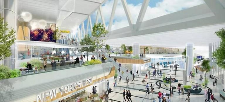 拉瓜迪亞機場大變身:40億美元翻新計劃正式啟動!