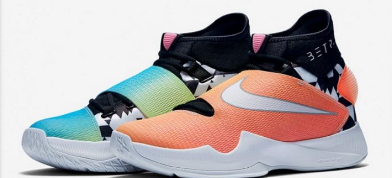 美國同性婚姻合法1週年! Nike推出彩虹球鞋慶祝