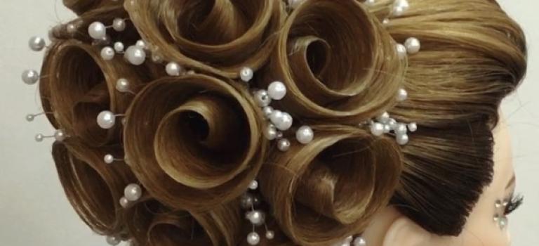 超強髮型師!每顆頭都可以當家裡裝飾品!