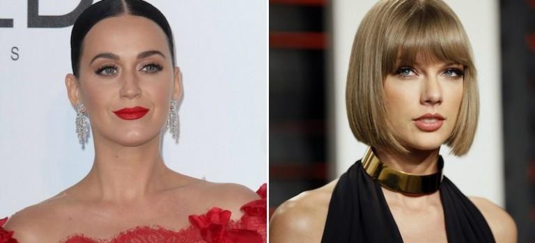 Katy Perry新香水諷刺Taylor:名字暗藏玄機!