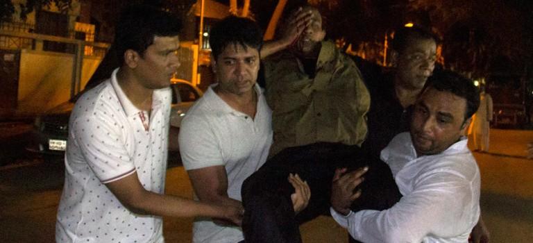 孟加拉國首都達卡發生恐怖袭击4死30余伤