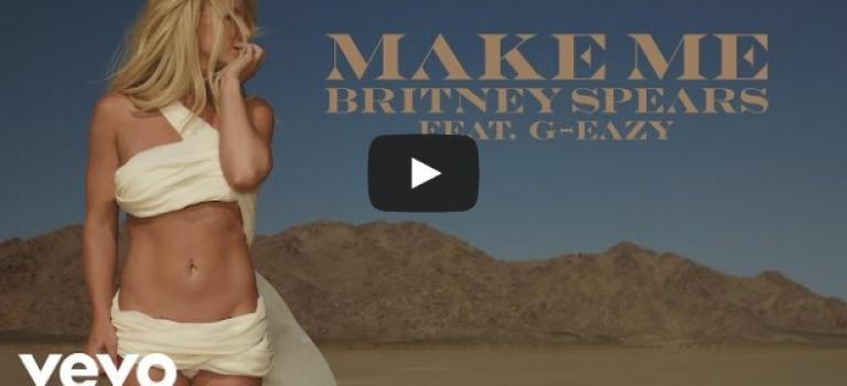 【視頻】Katy Perry、Britney Spears兩大天后齊發新歌~太激動