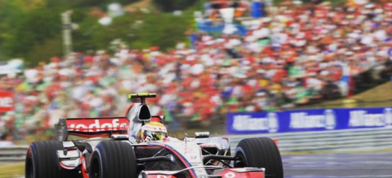 蘋果想買下F1賽車?準備進軍汽車市場?