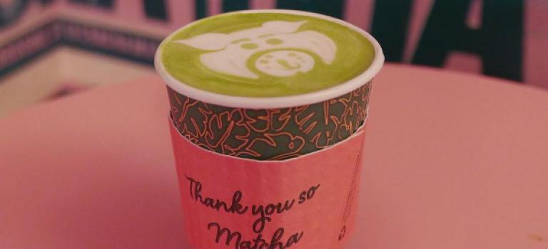 連Gigi Hadid都為之瘋狂的紐約抹茶咖啡廳,到底是哪家?