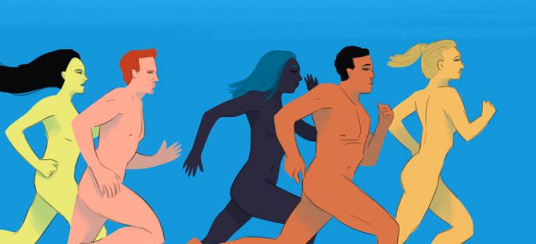 外國人為何愛裸?脫光光原來有這麼多好處!