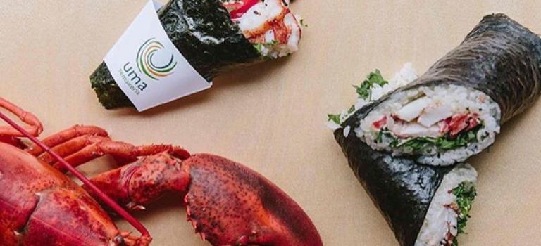紐約百分之兩萬不容錯過的壽司卷,日料愛好者不能錯過
