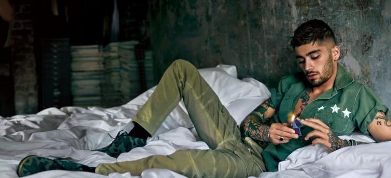 贊恩再登GQ做訪談:我的音樂可以很時尚!