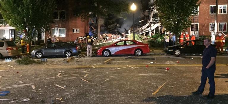 【視頻】馬里蘭住宅大火吞噬!2死5失蹤34受傷