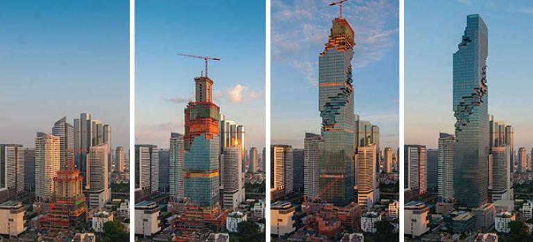 """泰國建了棟""""第一高樓"""",結果卻逼瘋了一群強迫症患者"""