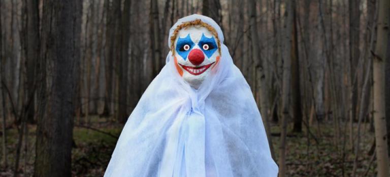 變態小丑現身北卡羅萊納州性侵儿童,警方發佈警急戒備!