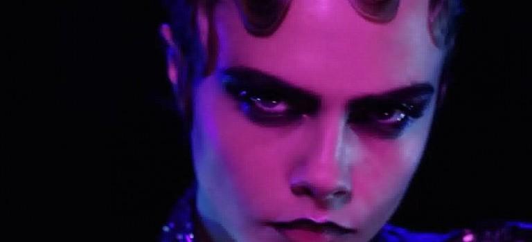 【影片】Cara攜女友共登Marc Jacobs廣告:氣場秒殺Kendall!