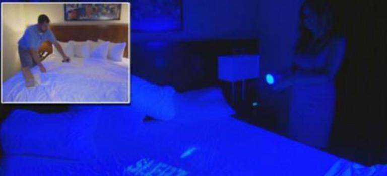 【視頻】紐約的酒店到底有多髒?完全不換床單!!