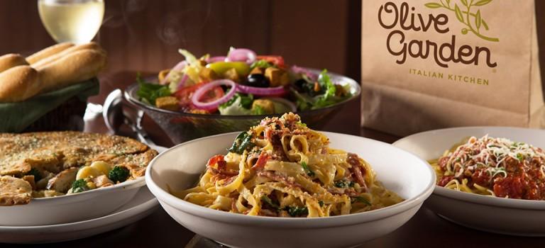 """在美國$100能當7週的伙食費? Olive Garden年度""""任吃卡""""明天開搶"""