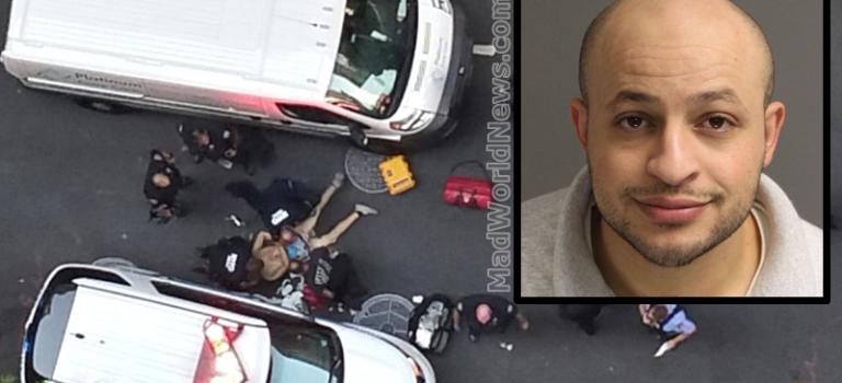 紐約鬧區韓國城爆發槍擊案:3人受傷,2人為警察